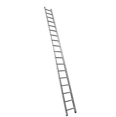 Односекционная лестница Алюмет 1х18 серии HS1