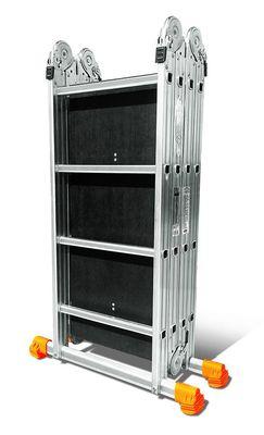 Лестница трансформер Эйфель 4х4 Простор