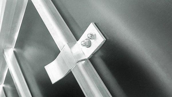 Лестница трансформер Эйфель 2х5+2х6 Простор
