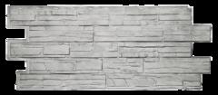 Фасадные панели (Цокольный Сайдинг) Т-Сайдинг (Техоснастка) Альпийская Сказка Кавказ (двухцветный)