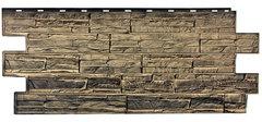 Фасадные панели (Цокольный Сайдинг) Т-Сайдинг (Техоснастка) Альпийская Сказка Урал (двухцветный)