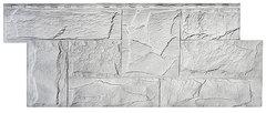 Фасадные панели (Цокольный Сайдинг) Т-Сайдинг (Техоснастка) Гранит Леон Кавказ (двухцветный)