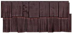 Фасадные панели (Цокольный Сайдинг) Т-Сайдинг (Техоснастка) Щепа Дуб Памир