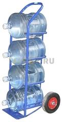 Тележка для баллонов с водой ВД 4 Rusklad