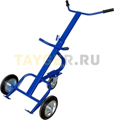Тележка для бочек КБ 1 Бочкокат 200 кг Rusklad