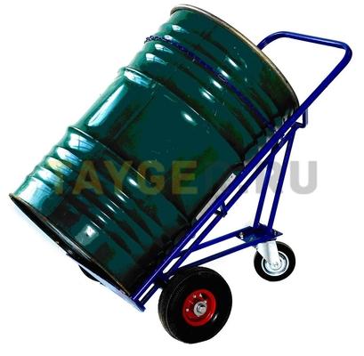 Тележка для бочек КБ 2 Бочковоз 200 кг Rusklad
