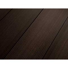 Террасная Доска SaveWood (Сейвуд) Salix (Салекс) Темно-коричневая 3м