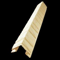 Угол наружный к Фасадным Панелям Доломит Крымский Берег Слоновая кость