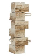 Угол наружный к Фасадным Панелям Royal Stone (Роял Стоун) Скалистый Камень Оттава