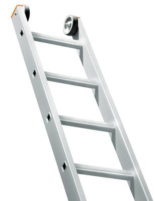 Лестница трехсекционная универсальная Эйфель Ювелир Плюс 3х14