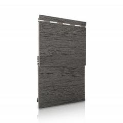Сайдинг Вспененный VOX Kerrafront Wood Design (Керрафронт Вуд Дизайн) Серебряно-Серый