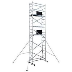 Вышка тура алюминиевая купить Алюмет ВТ6 высота 7 м