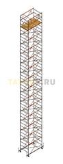 Вышка тура строительная СВ 1,2х2.0 настил 1,2 х 2.0 м., высота 17,1 м