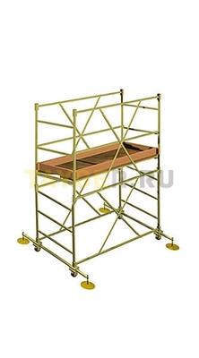 Вышка тура строительная УЛТ-60 настил 1,6x0,6 м., высота 2,6 м