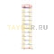 Вышка-тура строительная ВСП 250-1,6 настил 1,6х1,6 м., высота 13,8 м.