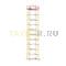 Вышка-тура строительная ВСП 250-1,6 настил 1,6х2,0 м., высота 13,8 м.