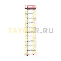 Вышка-тура строительная ВСП 250-2,0 настил 2,0х2,0 м., высота 13,8 м.