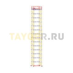 Вышка-тура строительная ВСП 250-1,6 настил 1,6х1,6 м., высота 18,7 м.