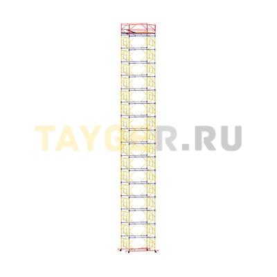 Вышка-тура строительная ВСП 250-2,0 настил 2,0х2,0 м., высота 21,0 м.