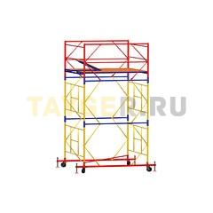 Вышка-тура строительная ВСП 250-1,6 настил 1,6х2,0 м., высота 3,9 м