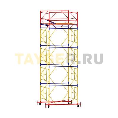 Вышка-тура строительная ВСП 250-1,6 настил 1,6х2,0 м., высота 6,4 м.