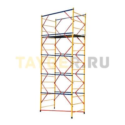 Вышка-тура строительная ВСП 250-1,2 Эконом настил 1,2х2,0 м., высота 6,0 м.