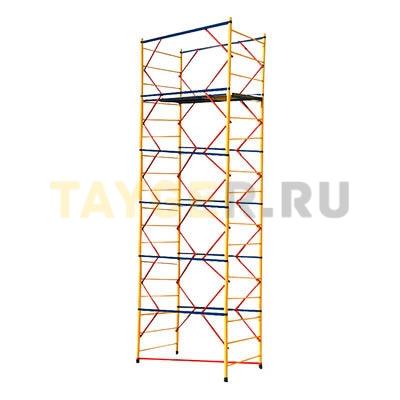 Вышка-тура строительная ВСП 250-1,2 Эконом настил 1,2х2,0 м., высота 7,2 м.