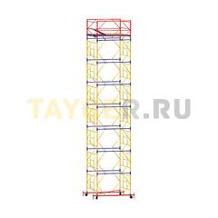 Вышка-тура строительная ВСП 250-2,0 настил 2,0х2,0 м., высота 10,0 м.